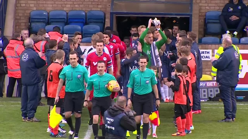 Click here to watch the Southend v Wigan highlights video