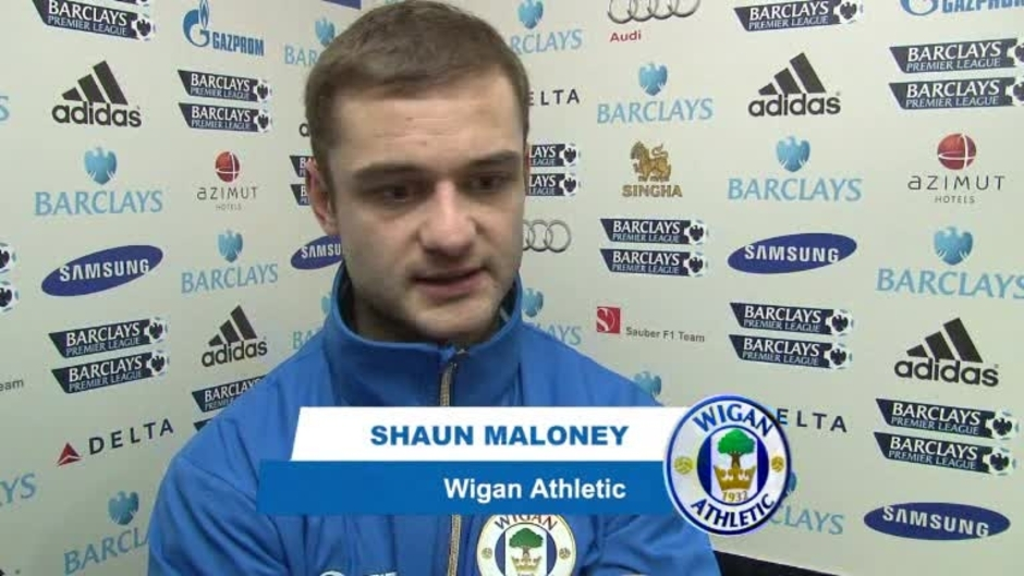 Click here to watch the VIDEO: MALONEY ON CHELSEA video