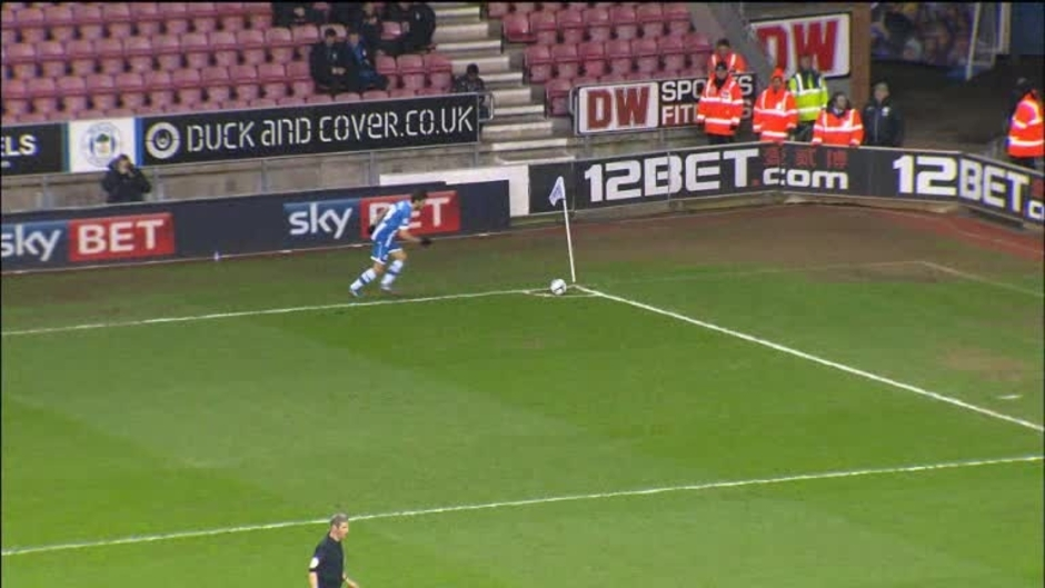 Click here to watch the Wigan 3 Yeovil 3 video