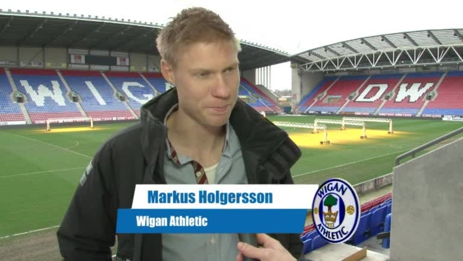Click here to watch the VIDEO: MEET MARKUS HOLGERSSON video