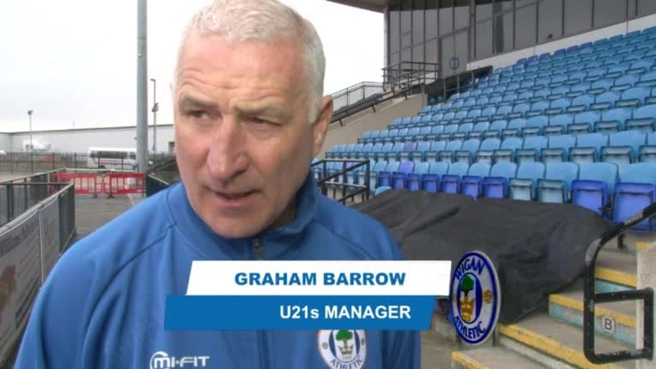 Click here to watch the VIDEO: GRAHAM BARROW ON CREWE STALEMATE video