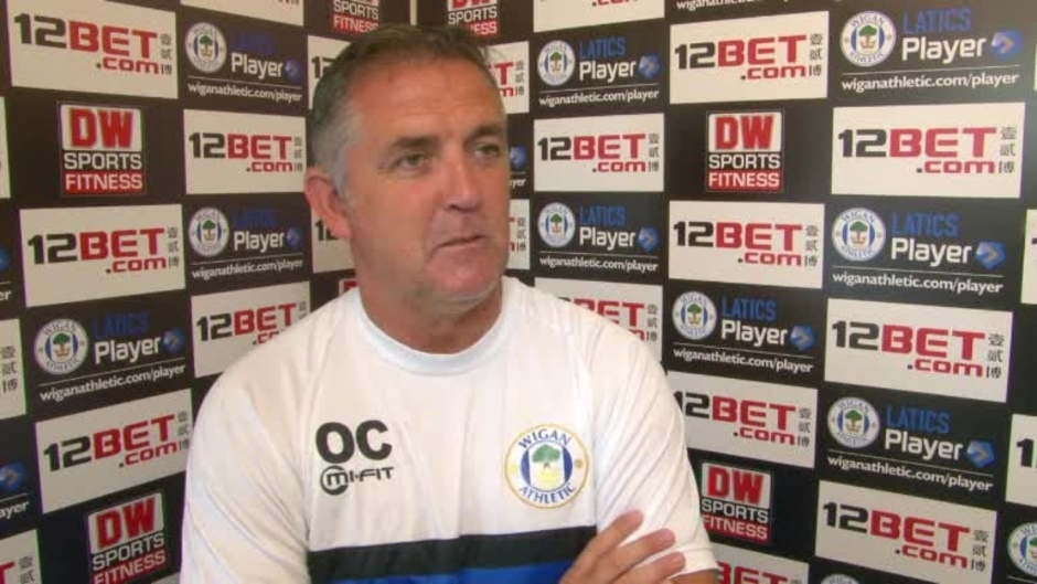 Click here to watch the VIDEO: OWEN COYLE'S MIDWEEK UPDATE video