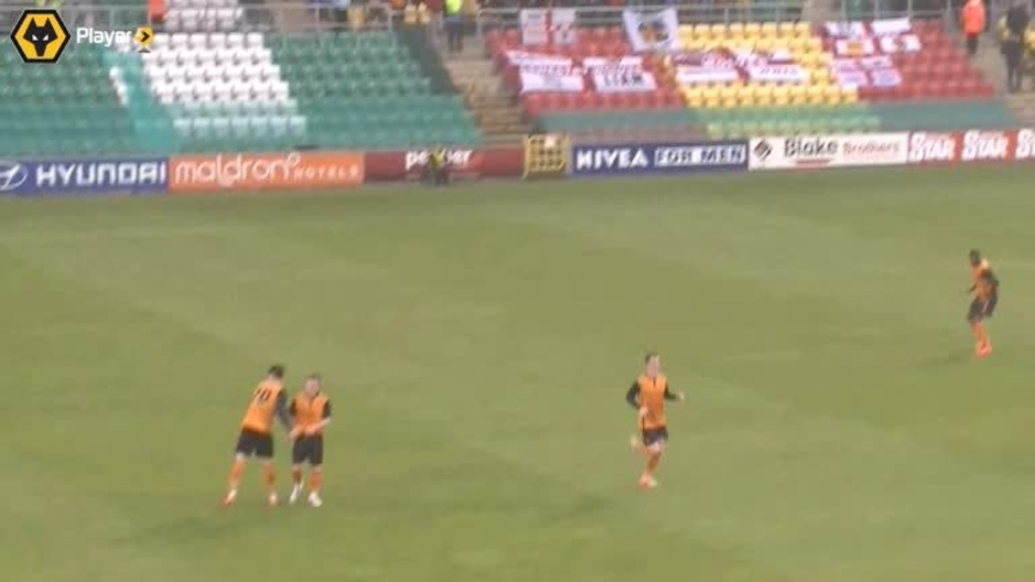 Click here to watch the Highlights: Shamrock Rovers 1-4 Wolves video