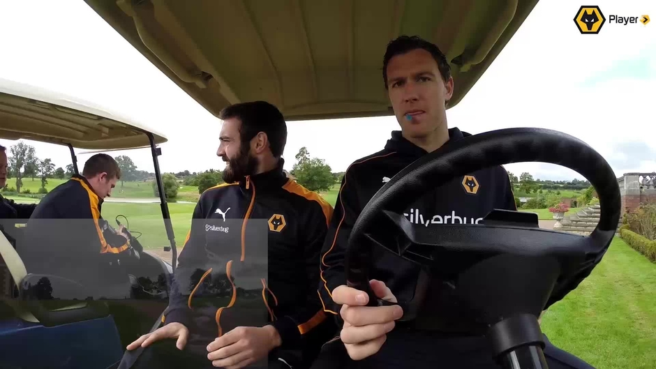 Click here to watch the Golf Day Buggy Banter video