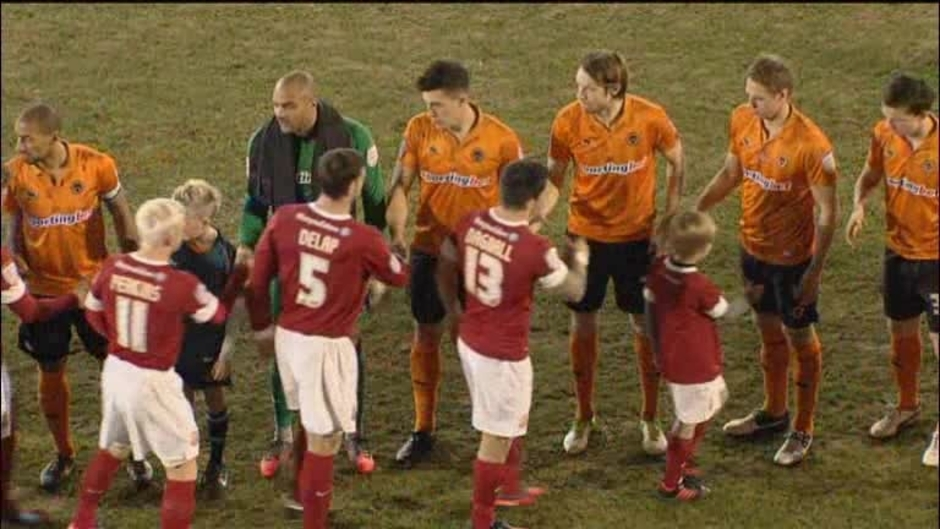 Click here to watch the Barnsley 2 Wolves 1 video