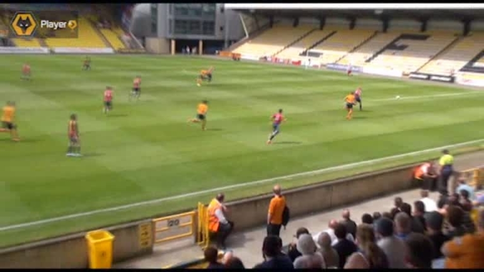 Click here to watch the Highlights: Livingston1-2 Wolves video