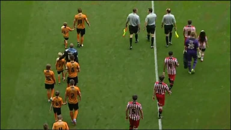 Click here to watch the Wolves 2 Sheff Utd 0 video