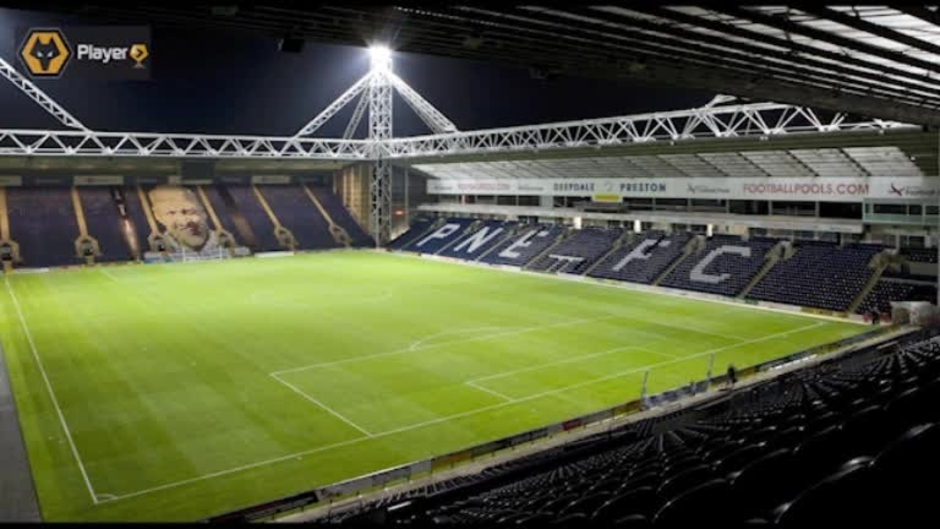 Click here to watch the Preston V Wolves: Video video