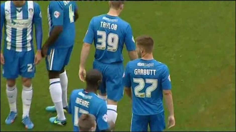 Click here to watch the Colchester 0-3 Wolves video