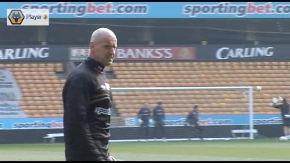 Click here to watch the Wolves V Huddersfield - Video video