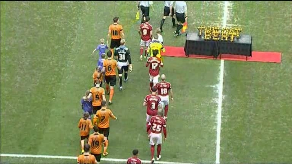 Click here to watch the Wolves 3 Bristol City 1 video