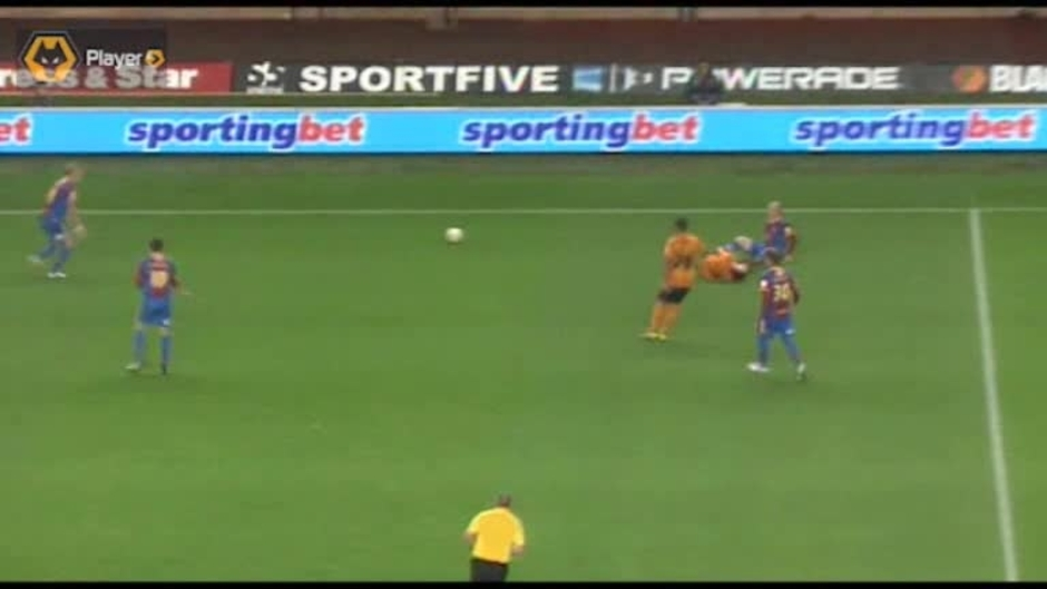 Click here to watch the Blackburn V Wolves - Video video