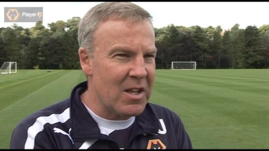 Click here to watch the JPT: Wolves V Walsall: Video video