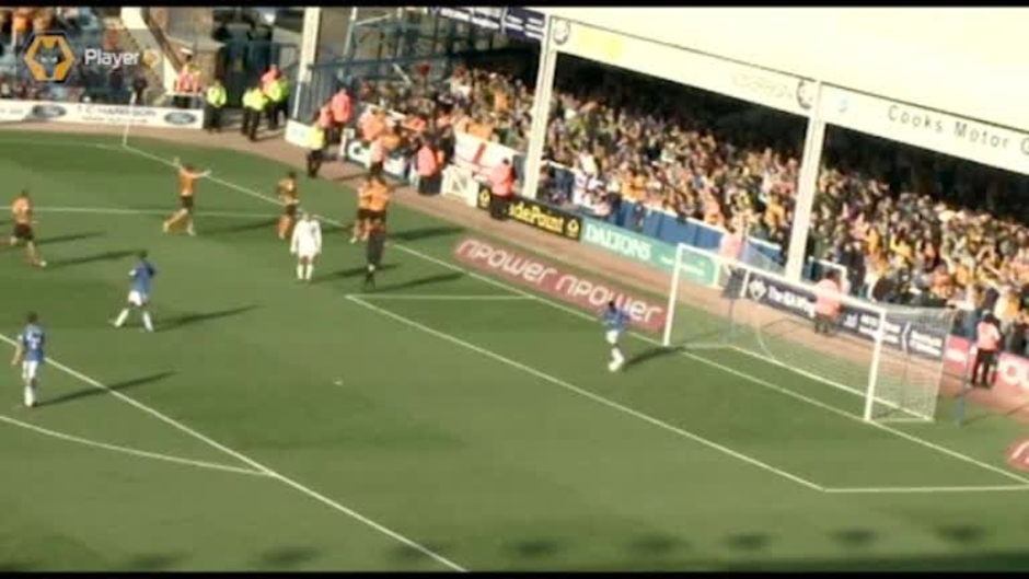 Click here to watch the Wolves V Sheffield Wednesday - Video video