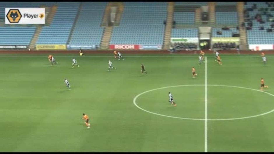 Click here to watch the U21 Highlights: West Brom 0-1 Wolves video