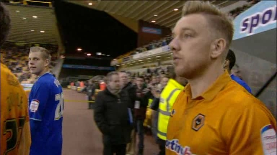 Click here to watch the Wolves 1 Watford 1 video