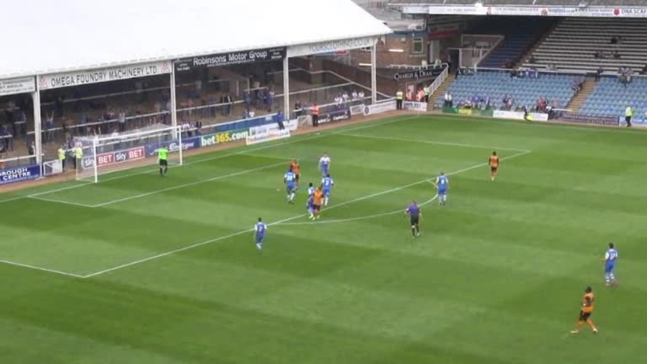 Click here to watch the Highlights: Peterborough 2-2 Wolves video