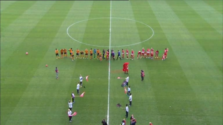 Click here to watch the Leyton Orient 1 Wolves 3 video