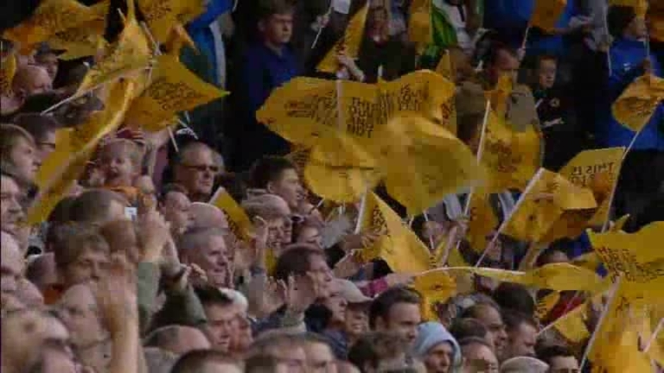 Click here to watch the Wolves 1 Norwich 0 video