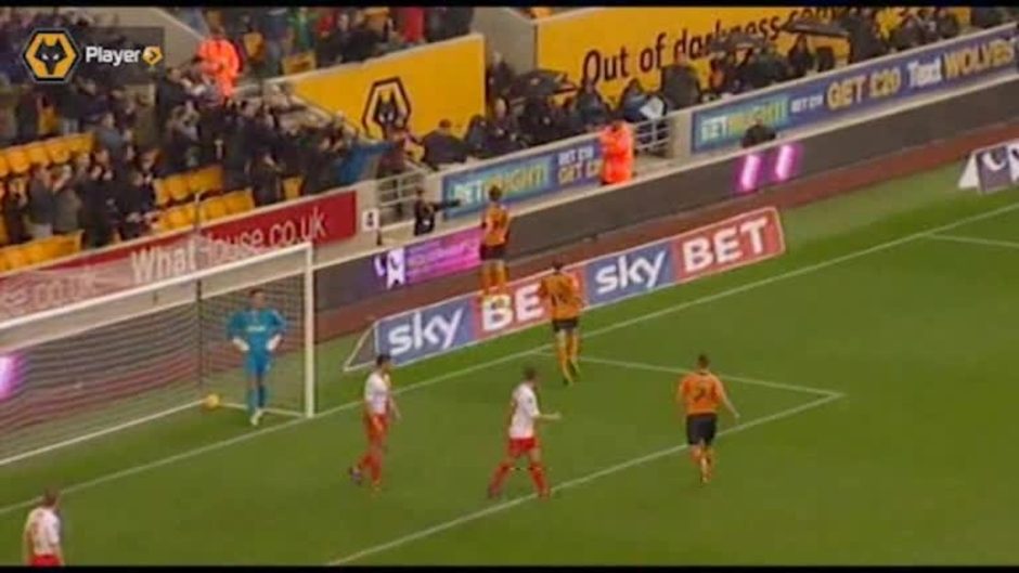 Click here to watch the Carlisle V Wolves: Video video
