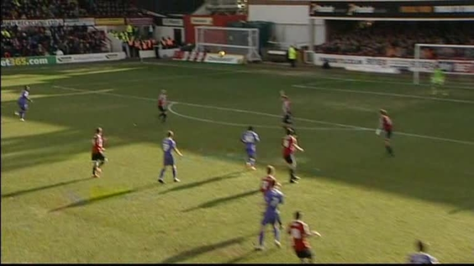 Click here to watch the Brentford 0 Wolves 3 video
