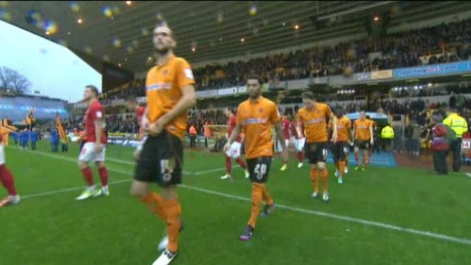 Click here to watch the Wolves 1 Nottm Forest 2 video