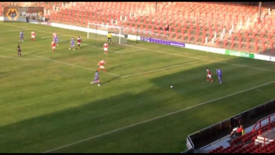 Click here to watch the Highlights: Wrexham 1-2 Wolves video