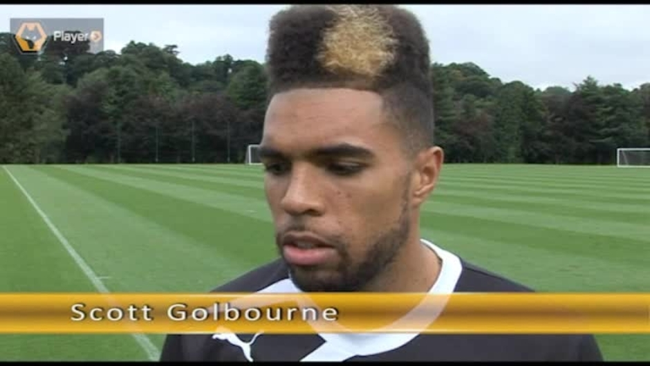 Click here to watch the Golbourne Joins Wolves: Video video