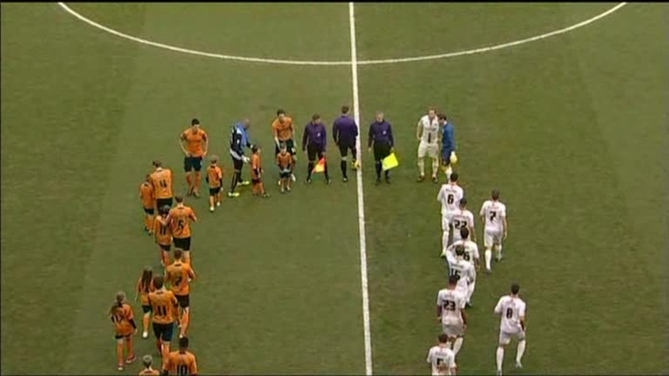 Click here to watch the Wolves 0 Milton Keynes Dons 2 video