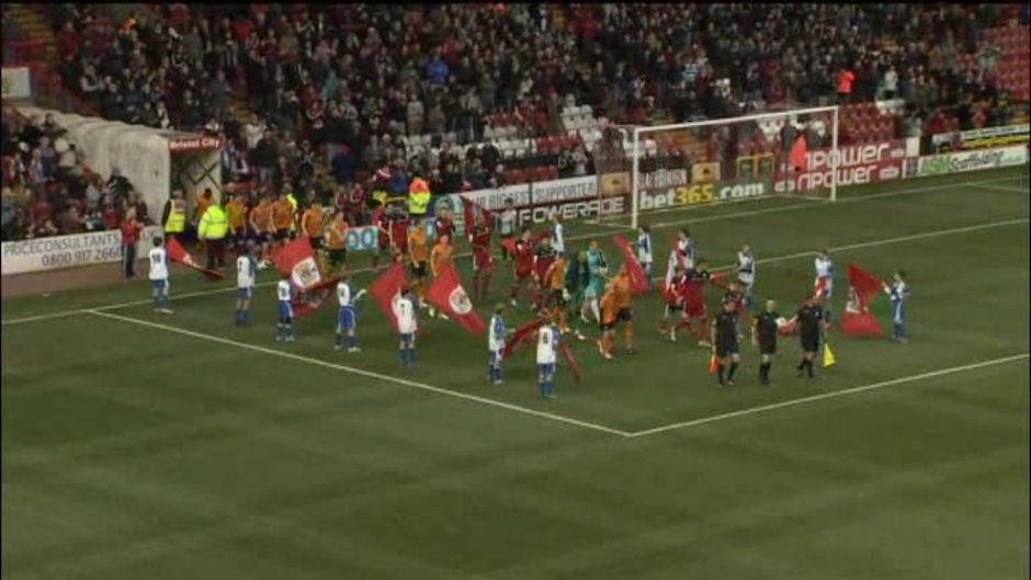 Click here to watch the Bristol City 1 Wolves 4 video