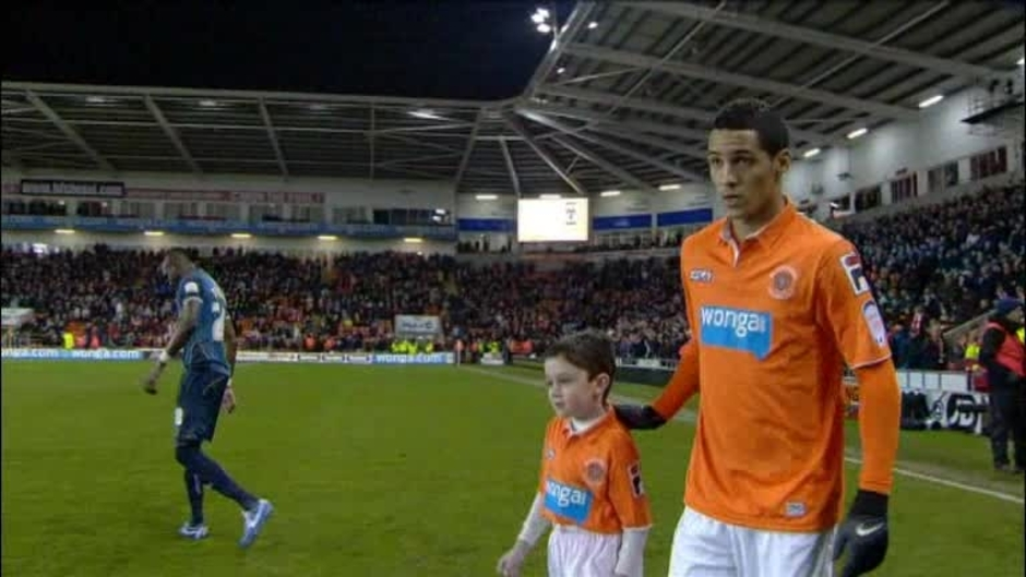 Click here to watch the Blackpool 1 Wolves 2 video