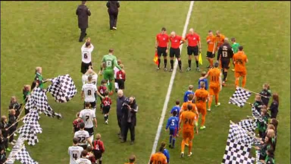 Click here to watch the Derby 0 Wolves 0 video