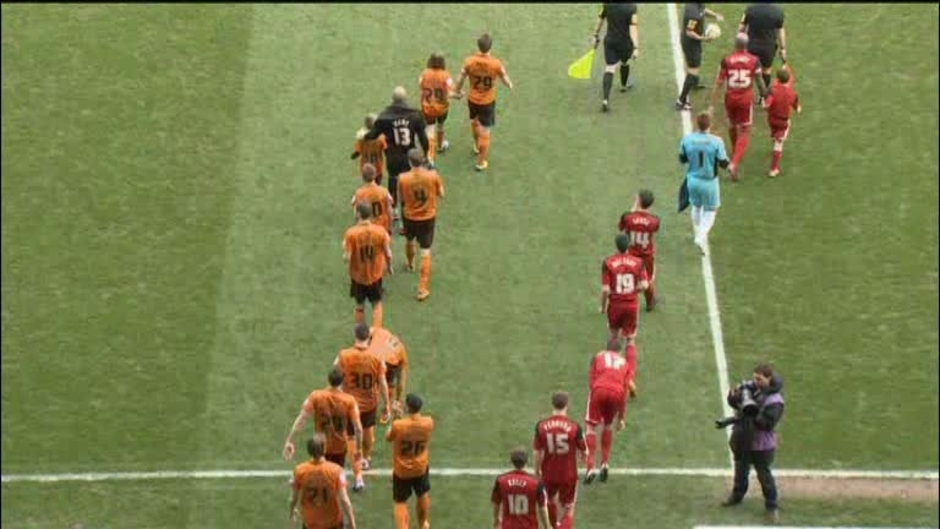 Click here to watch the Wolves 2 Bristol City 1 video