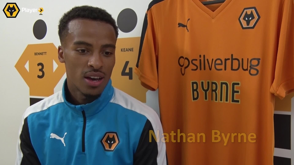 Click here to watch the Nathan Byrne Signs video