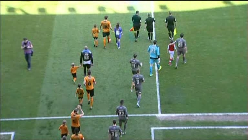 Click here to watch the Wolves 6 Rotherham 4 video