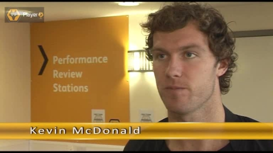 Click here to watch the Kevin McDonald Signs: Video video