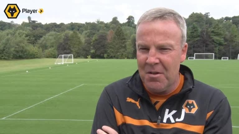 Click here to watch the Kenny Looks Ahead To Visit Of Celta Vigo video