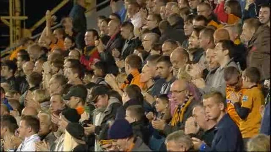 Click here to watch the Wolves 0 Notts County 0 video