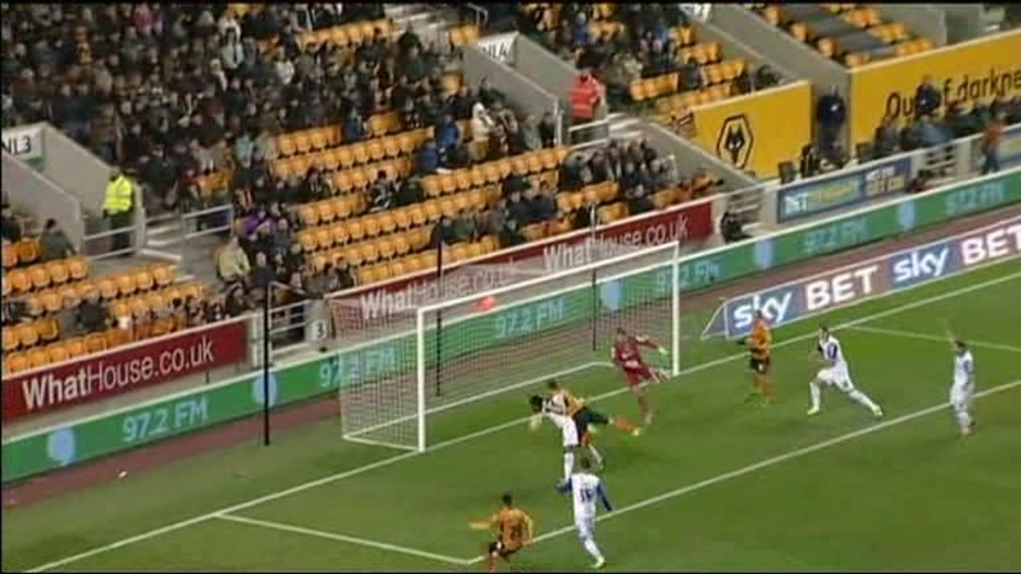 Click here to watch the Wolves 2 Tranmere 0 video