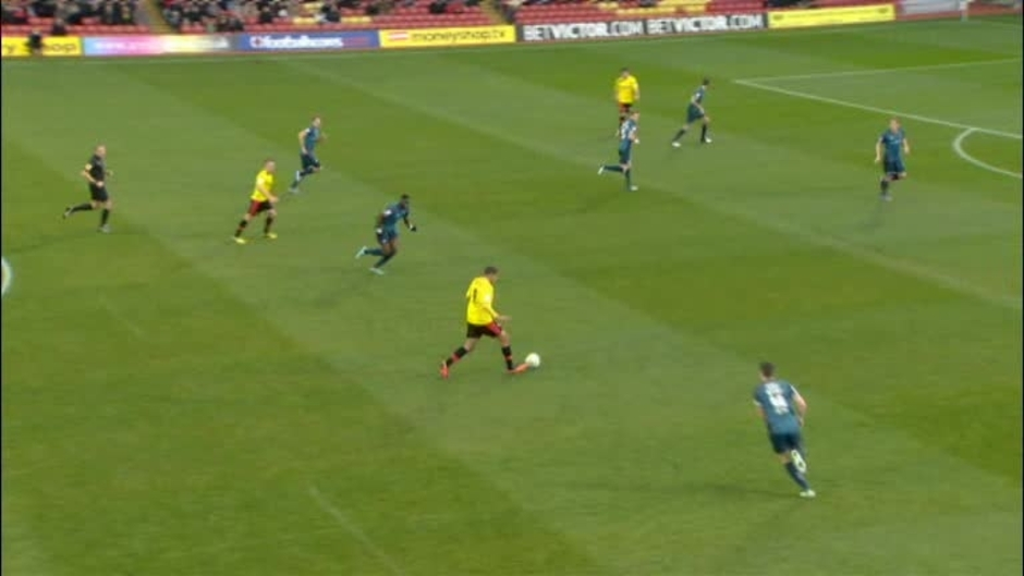 Click here to watch the Watford 2 Wolves 1 video