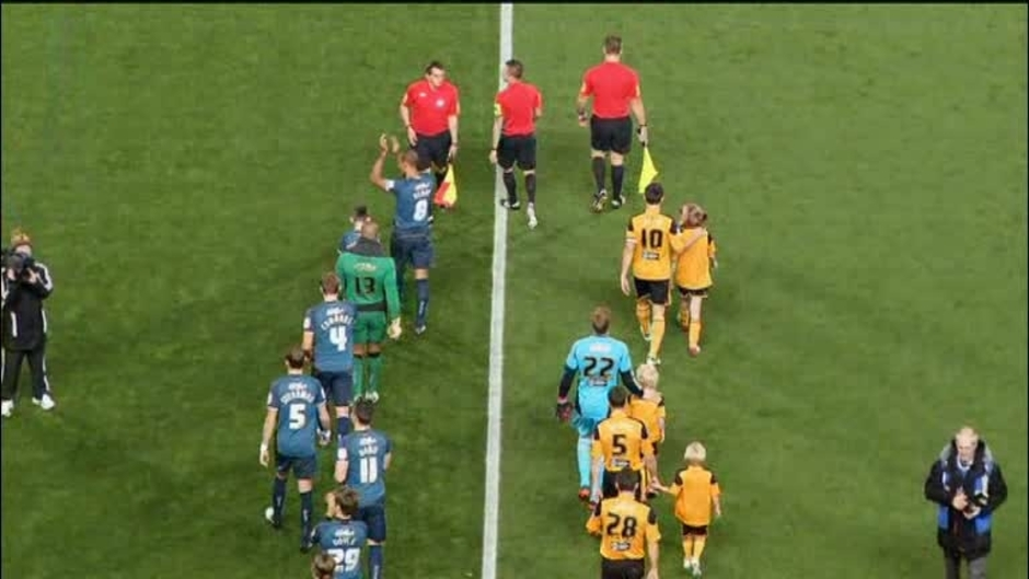 Click here to watch the Hull 2 Wolves 1 video