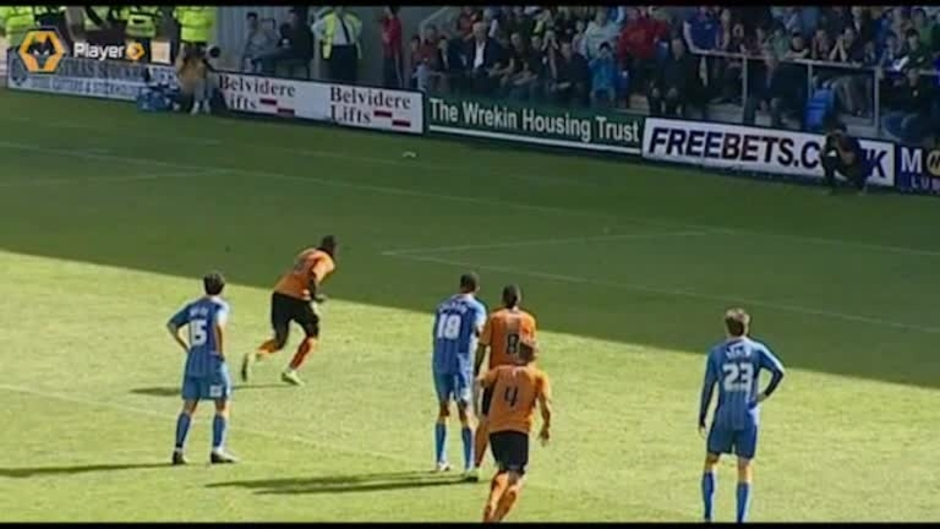 Click here to watch the Wolves V Sheffield United: Video video