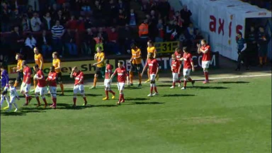 Click here to watch the Charlton 2 Wolves 1 video