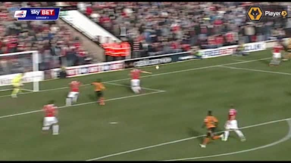Click here to watch the Swindon V Wolves: Video video