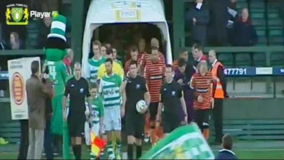 Click here to watch the EXTENDED: YTFC v NCFC video