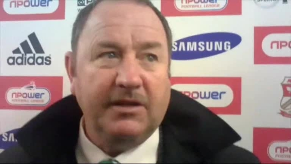 Click here to watch the GARY'S POST SWINDON THOUGHTS video