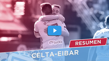 RC Celta » Celta progressively took over the match to keep