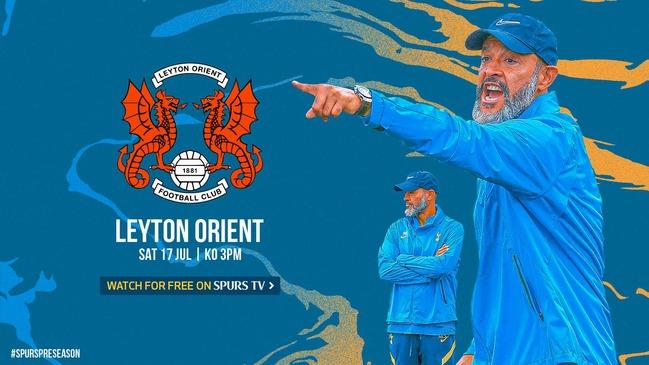 Leyton Orient vs Tottenham Highlights 17 July 2021