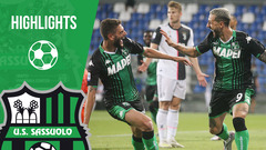 Sassuolo-Juventus 3-3 Highlights