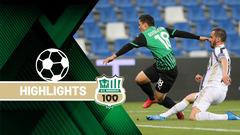 Sassuolo-Juventus 1-3 Highlights